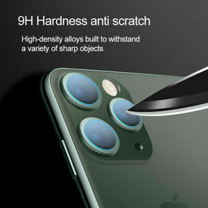 Rear Camera Lens Protector Cover Tempered Glass For iPhone X 11 MAX 7 8 PLUS XR