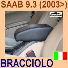 SAAB 9.3 (2003-2008) - bracciolo TOP - vedi nostri tappeti auto - qualità per -@