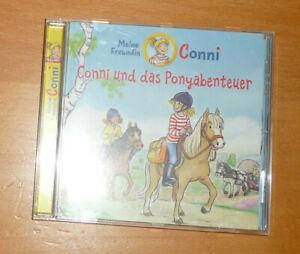 Meine Freundin Conni und das Ponyabenteuer CD
