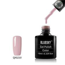 Bluesky Get NUDE Collection QXG 210 LACE UV/LED Soak Off Gel Nail Polish
