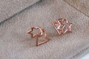 Real 925 Silver Ear cuffs, gold Ear Climbers,non pierced earrings,boho ethnic