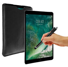 """Tablet Sleeve Pouch PU Leather Case Cover + Stylus Pen For Lenovo Tab S8 (8"""")"""