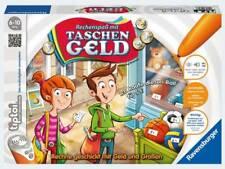 tiptoi Ravensburger 007779  - Rechenspaß mit Taschengeld Lernspiel Geld Rechnen