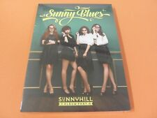 SUNNY HILL - Sunny Blues (Part A) CD (Sealed) $2.99 Ship K-POP