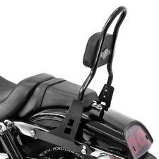 Sissy Bar CSM für Harley-Davidson Dyna Fat Bob 10-17 schwarz