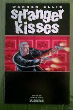 WARREN ELLIS STRANGER KISSES #1, AVATAR PRESS, DECEMBER 2000, FINE COND. RARE