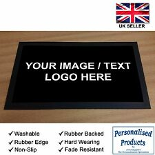 PERSONALISED BAR WORKTOP RUNNER. PUB / CLUB / SHOP / HOME. ANY LOGO TEXT