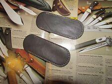 Solingen Einsteck (STECK ETUI) Hülle Weiches Leder für Taschenmesser Solingen .