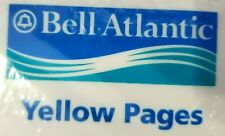 NEW Vintage Bell Atlantic Yellow Pages Advertising Letter Opener Card Holder NOS