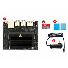 NVIDIA Jetson Nano Developer Kit + SanDisk 64GB Class 10 TF Card+Power Adapter