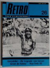 R5009 RETRO Nr. 26/1985  Paul Wegener / Brain de Palma/Hans Albers etc. #3