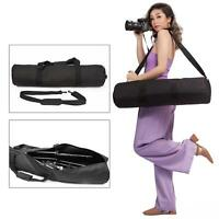 Tripod Photography Carry Case Bag 70x20cm Sponge Padded With Adjustable Strap