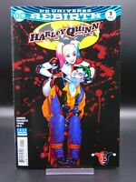 Harley Quinn #1 (2017) DC - Batman Day 2017 Edition