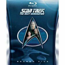 Star Trek The Next Generation - Season 5 Blu-ray 1991 Region DVD