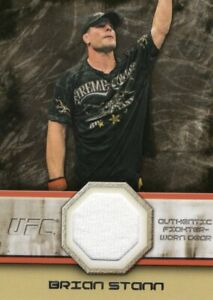 Brian Stann 2011 Topps UFC Moment of Truth Relic Card