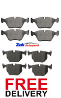FOR BMW X3 E83 2.0 2.5 3.0 (2004-2011) FRONT AND REAR BRAKE PADS BRAND NEW