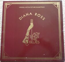 Diana Ross - Lady Sings The Blues Soundtrack double vinyl album