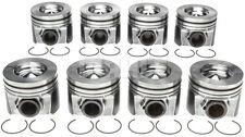 Ford 6.4/6.4L Powerstroke Diesel Engine Kit Pistons+Gaskets+Bearings+Head Bolts