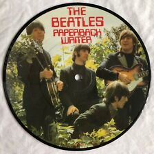 "BEATLES - Paperback Writer -Rare UK 7"" Picture Disc (20th Anniversary Vinyl)"