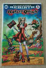 Harley Quinn #1 Amanda Conner Variant - 2016 - DC Comics - Englisch - 1st print