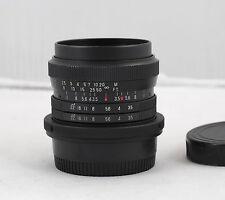 Weltblick Tomioka 35mm f/3.5 for Nikon 12 Blades Preset Manual Lens TEST SHOTS