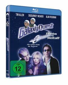 Galaxy Quest - Planlos durchs Weltall [Blu-ray/NEU/OVP]