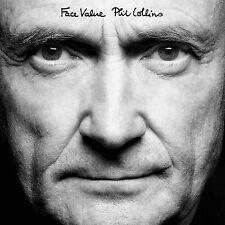PHIL COLLINS - FACE VALUE  VINYL LP NEUF