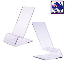 15pcs Acrylic Mount Holder Display Stand for Cell Phone iPhone WDIS29188x15