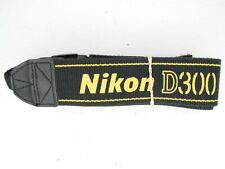 #3 Nikon D300 Genuine DSLR Camera Neck Strap / AN-D300