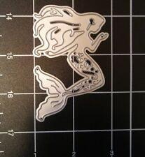 Universal metal Die Cut Tool Xl Mermaid Female human fish tail Siren Princess