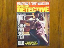 1983 Inside Detective Mag(GIOVANNI VIGLIOTTO/ROBERT FLOYD DAVIS/CHARLES CAMPBELL