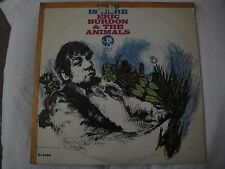 ERIC BURDON & THE ANIMALS ERIC IS HERE VINYL LP 1967 MGM RECORDS IN THE NIGHT EX
