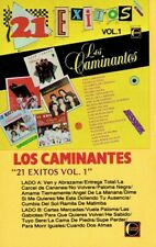 Los Caminantes - 21 Exitos Vol. 1 Cassette Tape