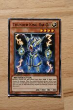 Thunder King Rai-Oh RYMP-EN074 1st Edition Common Yugioh Card