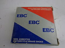 NOS EBC Y502 Motorcycle BRAKE SHOES 4 some 1980-92 Suzuki RM & Yamaha YZ 502