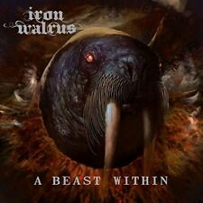IRON WALRUS - A BEAST WITHIN   CD NEU