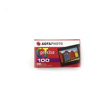 Agfa Photo Slide Film 36 Exp 100CT Precisa 24x36mm Expired 2019.02 #V0437