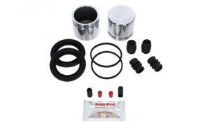 for SUZUKI GRAND VITARA FRONT L & R Brake Caliper Repair Kit +Pistons (BRKP402)