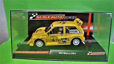 "Scaleauto  1:32  MG Metro 6R4  #4   CAMEL  "" off road 1991 ""   SC - 6154"