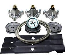 """50"""" Deck Rebuild Kit Craftsman Sears 144959 153535 131494 143651 137380"""