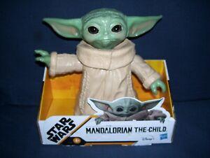 Star Wars The Mandalorian The Child Posable 7.5 Inch Figure NIB 2020 Hasbro