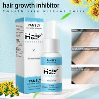 Spray & Wipe Hair Removal Spray Away Natural Painless Remover Hair Body Care