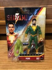"DC Shazam Movie PEDRO 6"" Mattel Action Figure with Envy Mattel 2019 MOC New"
