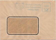 DDR, Freistempel-Brief  Freiberg, Vordruck - Leitverlag