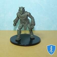 Stone Golem - Monster Menagerie 2 #30 D&D Miniature