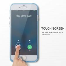 Funda 360º gel transparente delantera Tactil para Samsung Galaxy J7 Pro J730