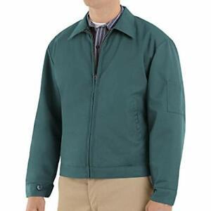 Red Kap Men's Slash Pocket Jacket - Choose SZ/color