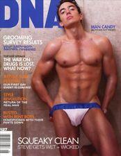 DNA Magazine #127 gay men DAVID WEBSTER RUBEN STEVE DIESEL STEVE CHATHAM