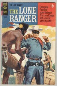 Lone Ranger #12 October 1968 VG