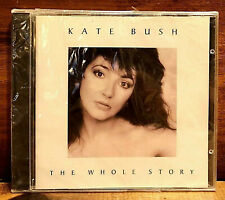 The Whole Story KATE BUSH CD, Nov-1986, EMI Music Progressive Rock NEW & Sealed